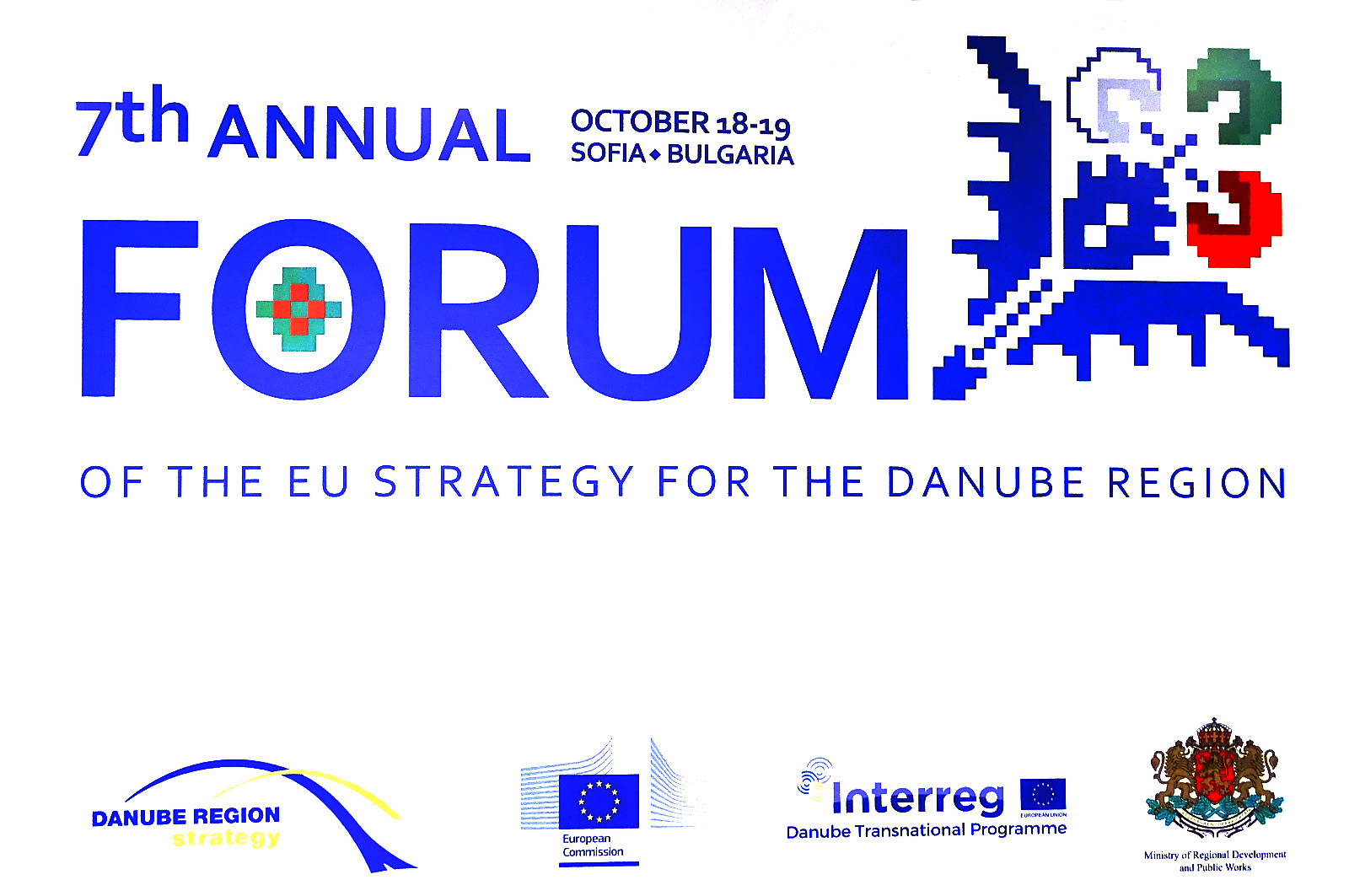 a174eced6a3 IBER-BAS participated in the 7th Annual Forum of the European Union  Strategy for the Danube Region
